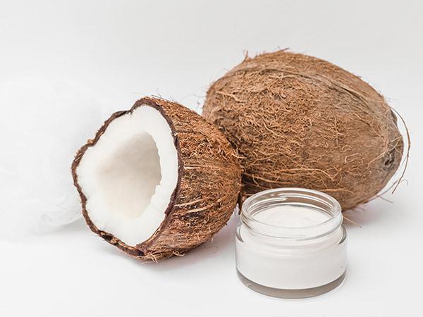 Cremas de aceite coco