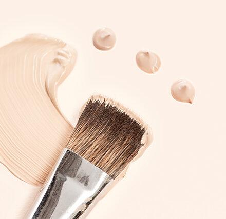Base de maquillaje pieles mixtas