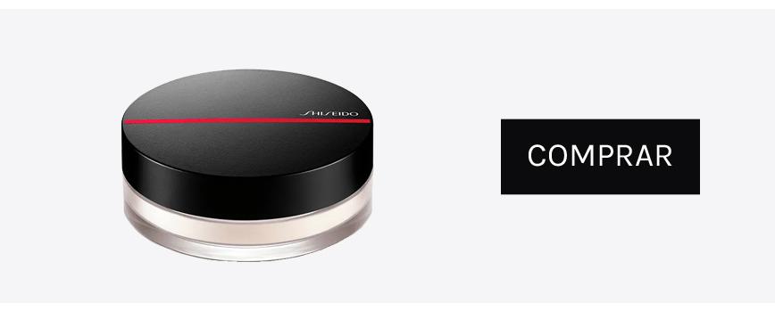 Polvos translúcidos Shiseido