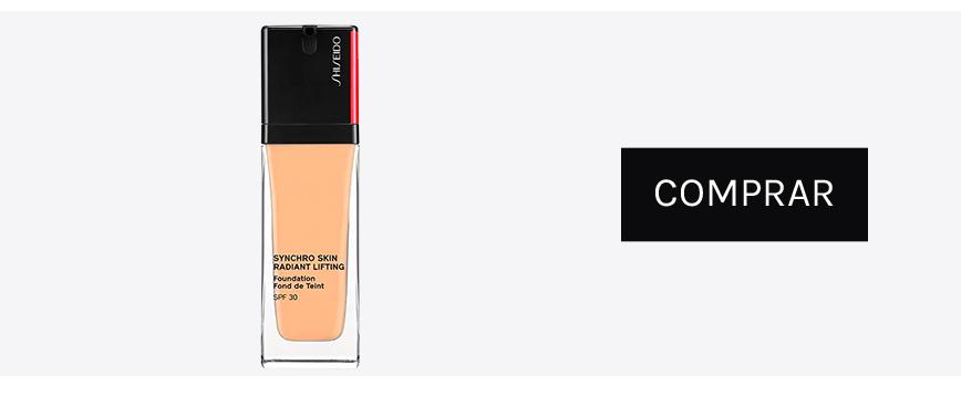 Regalo San Valentín base maquillaje Shiseido