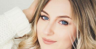 Maquillaje para hacer los ojos grandes