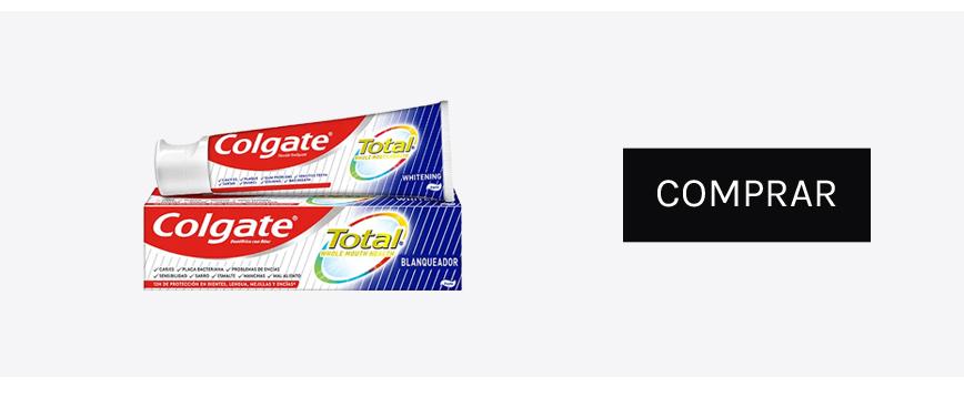 Mejor pasta de dientes Colgate
