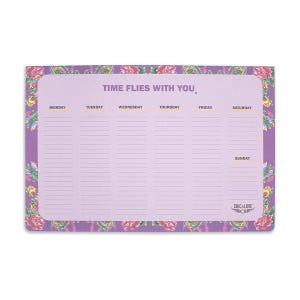 Organizador Time Flies With You