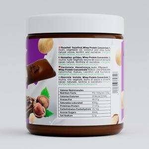 Praliné Avellanas