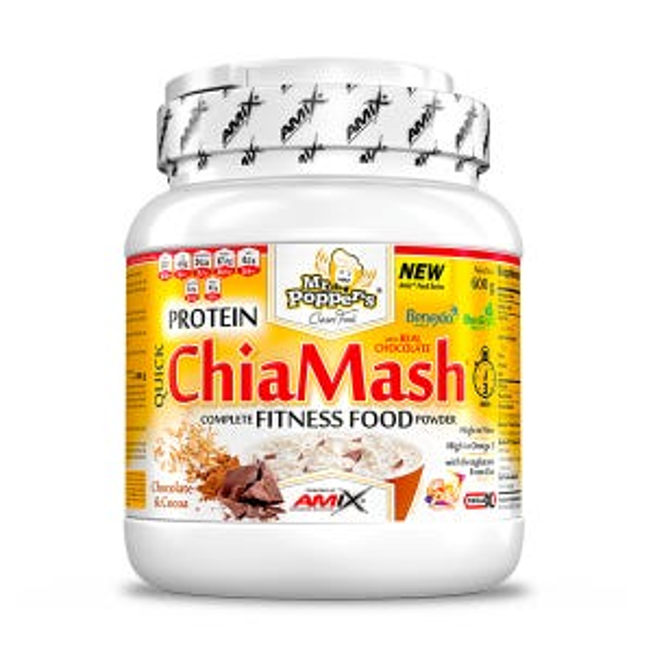 Chiamash Double Chocolate