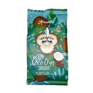 Coco Chips De Chocolate Bio