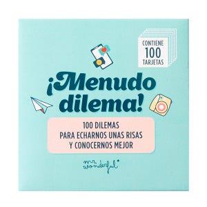 Cartas ¡Menudo Dilema!