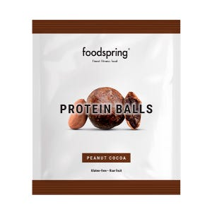 Protein Balls Cacahuete-Cacao