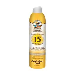 Premium Coverage Continuous Spray Spf15