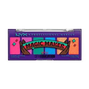 Sex Education Magic Marker Eye Shadow Palette