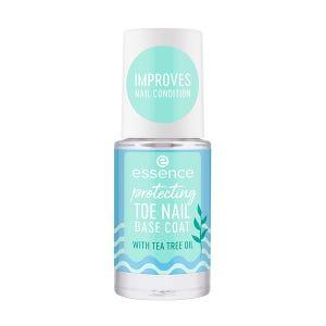 Protecting Toe Nail Base Coat