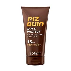 Tan & Protect Lotion Spf 15