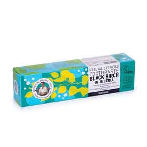 Pasta Dental Abedul Negro De Siberia