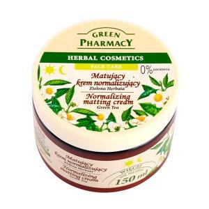 Normalizing Matting Cream Green Tea