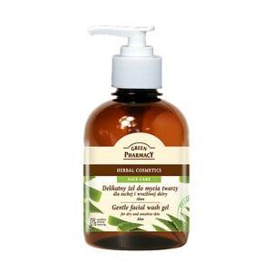 Gentle Facial Wash Gel Aloe