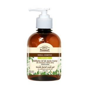 Gentle Facial Wash Gel Green Tea