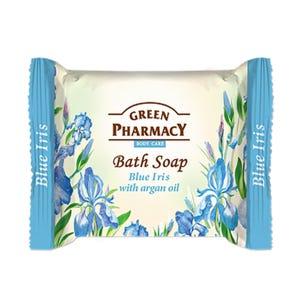 Bath Soap Blue Iris And Argan Oil