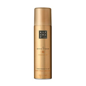 The Ritual Of Mehr Body Mousse To Oil