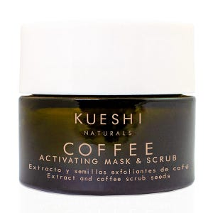Coffee Activating Mask & Scrub