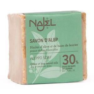 Jabón Alepo 30% Hbl