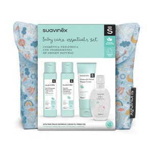 Neceser Baby Care Essentials Set Azul