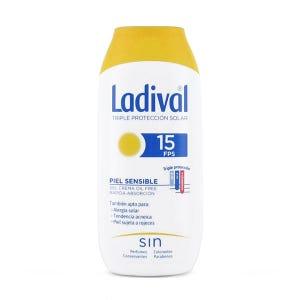 Piel Sensible Gel-Crema Oil Free Fps15