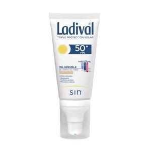 Piel Sensible Gel-Crema Oil Free Con Color Fps50+