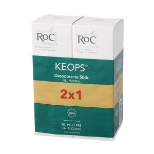 Keops Pack Desodorante Stick