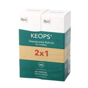 Keops Pack Desodorante Roll-On