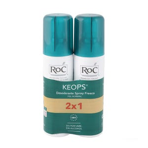 Keops Pack Desodorante Spray