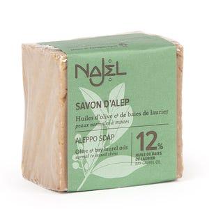 Jabón Alepo 12% Hbl