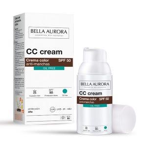 Cc Cream Anti-Manchas Spf50