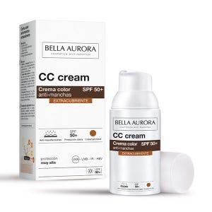Cc Cream Anti-Manchas Spf50+