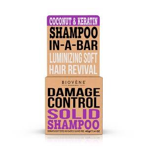 Damage Control Solid Shampoo Coconut & Keratin