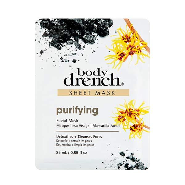 Body Drench Sheet Mask Purifying