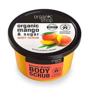 Foamy Body Scrub Kenyan Mango