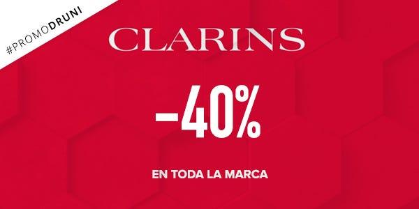 productos clarins promoción