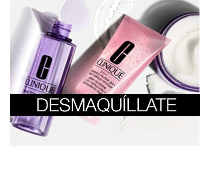 Desmaquillantes Clinique